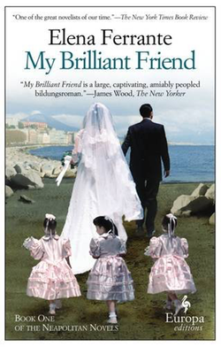 My Brilliant Friend Book Cover